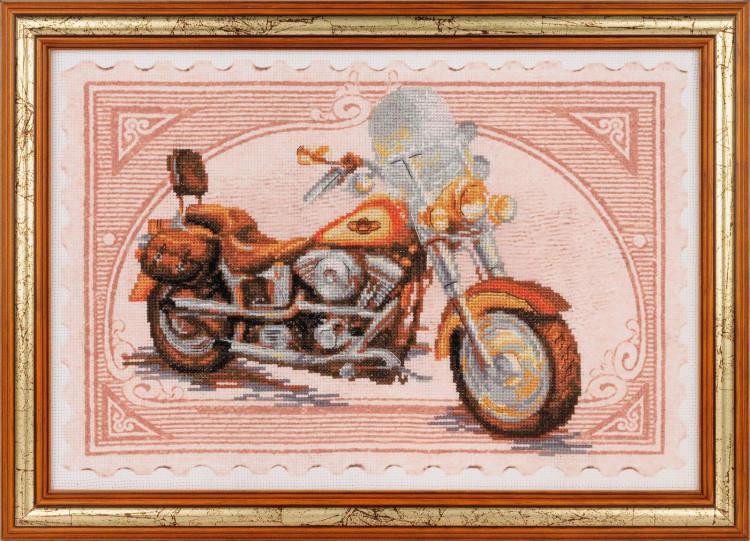 Субботнике, открытка папе мотоцикл